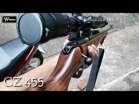cz 455 ultra lux 22lr review