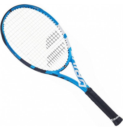 babolat pure drive team 2018 review