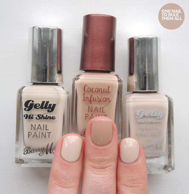 barry m coconut infusion review
