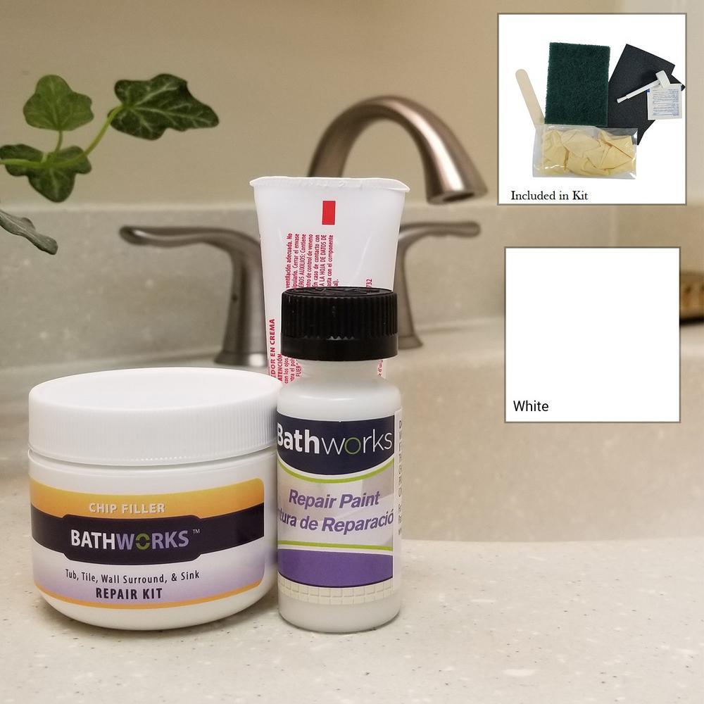 bathworks tub refinishing kit reviews