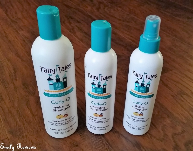 curly q hair products reviews