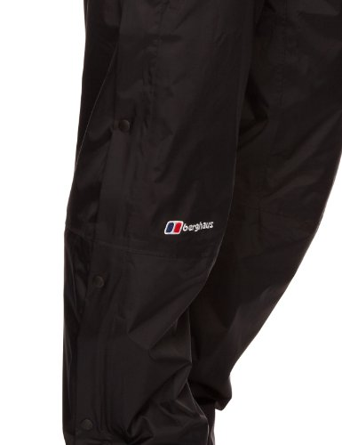 berghaus deluge waterproof overtrousers review