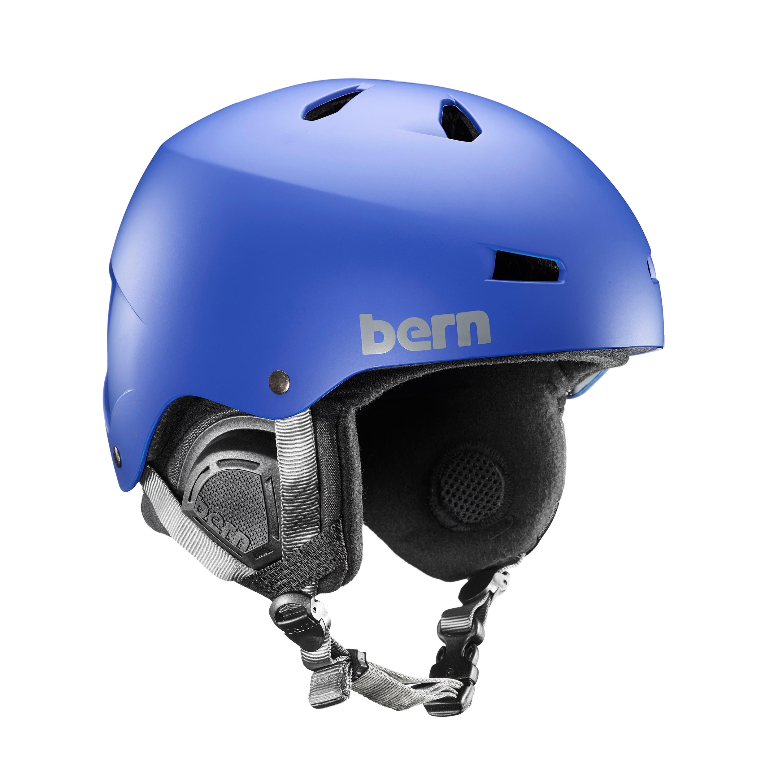 bern macon ski helmet review