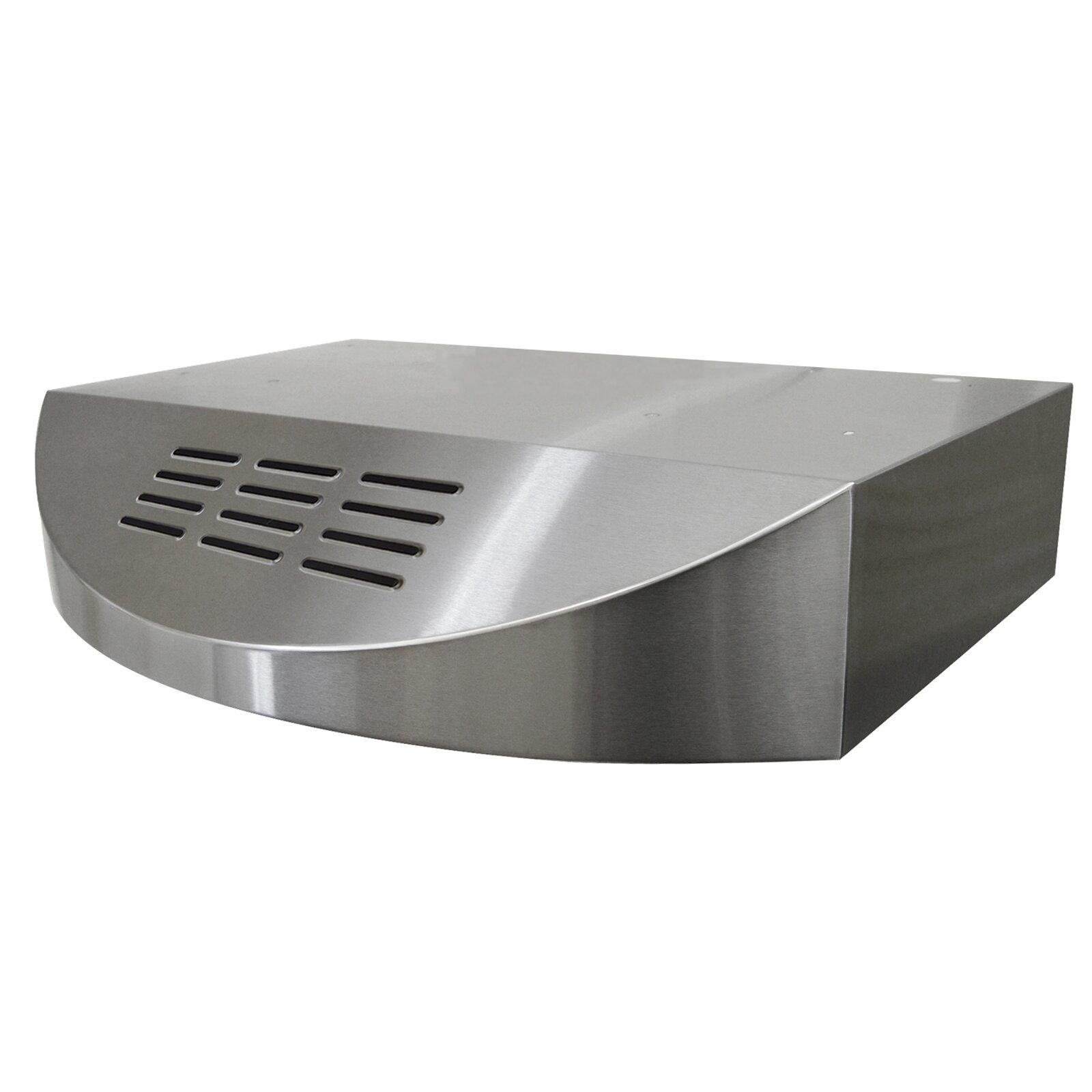 best under cabinet range hood reviews