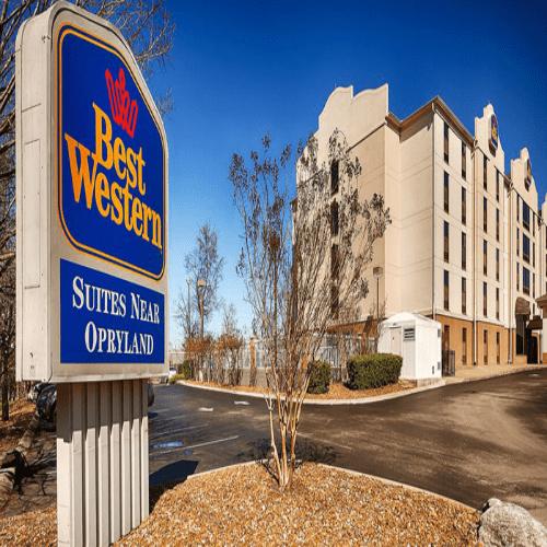 best western suites near opryland reviews