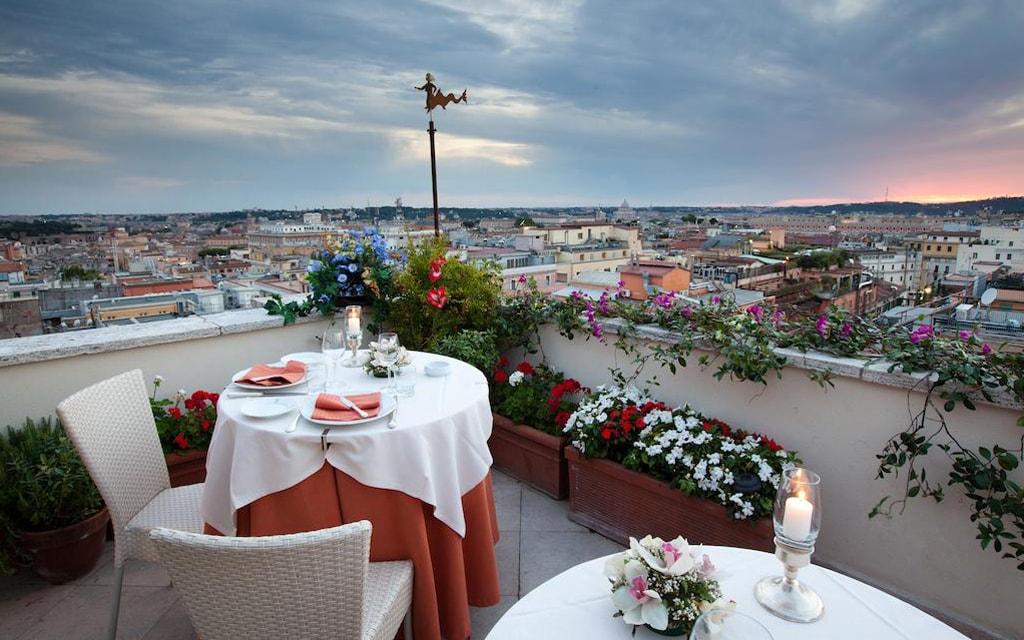 bettoja hotel mediterraneo rome reviews