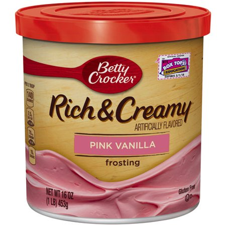betty crocker vanilla frosting review