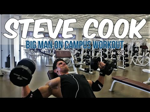big man on campus workout review