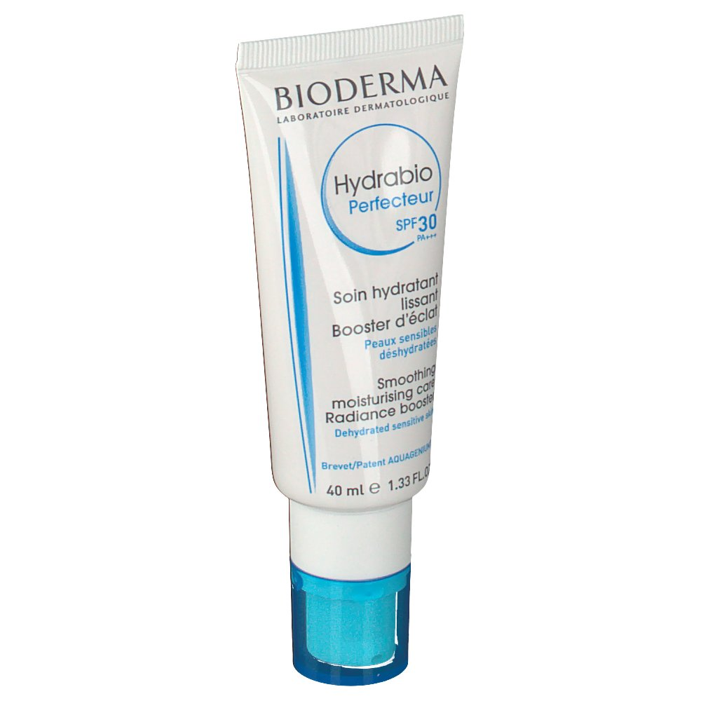 bioderma hydrabio perfecteur spf 30 review