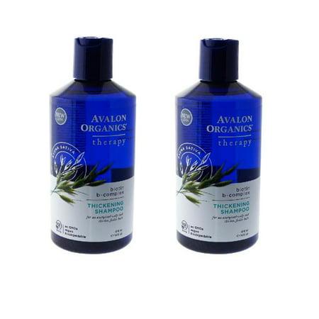 biotin b complex thickening shampoo review