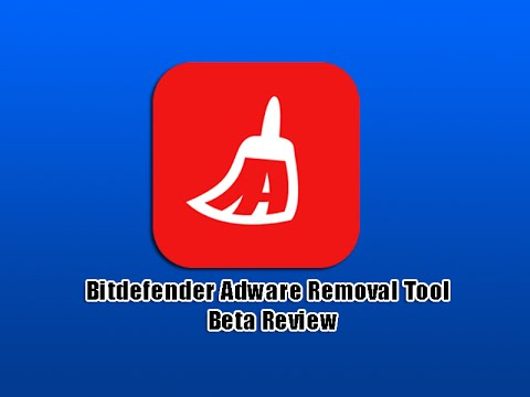 bitdefender adware removal tool review