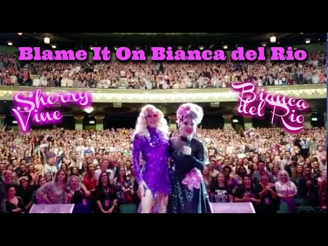 blame it on bianca del rio review