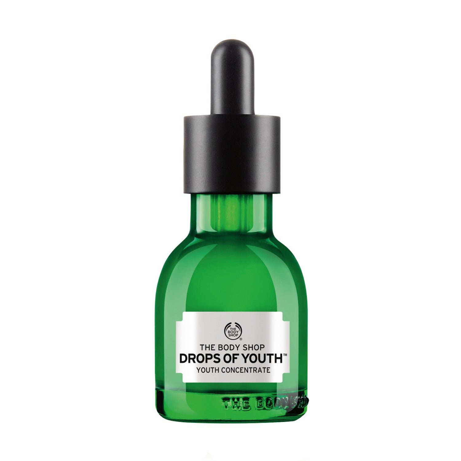 body shop drops of youth cream review