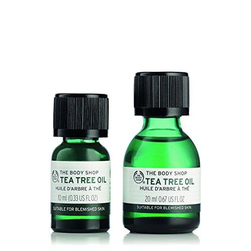 body shop tea tree oil lotion review