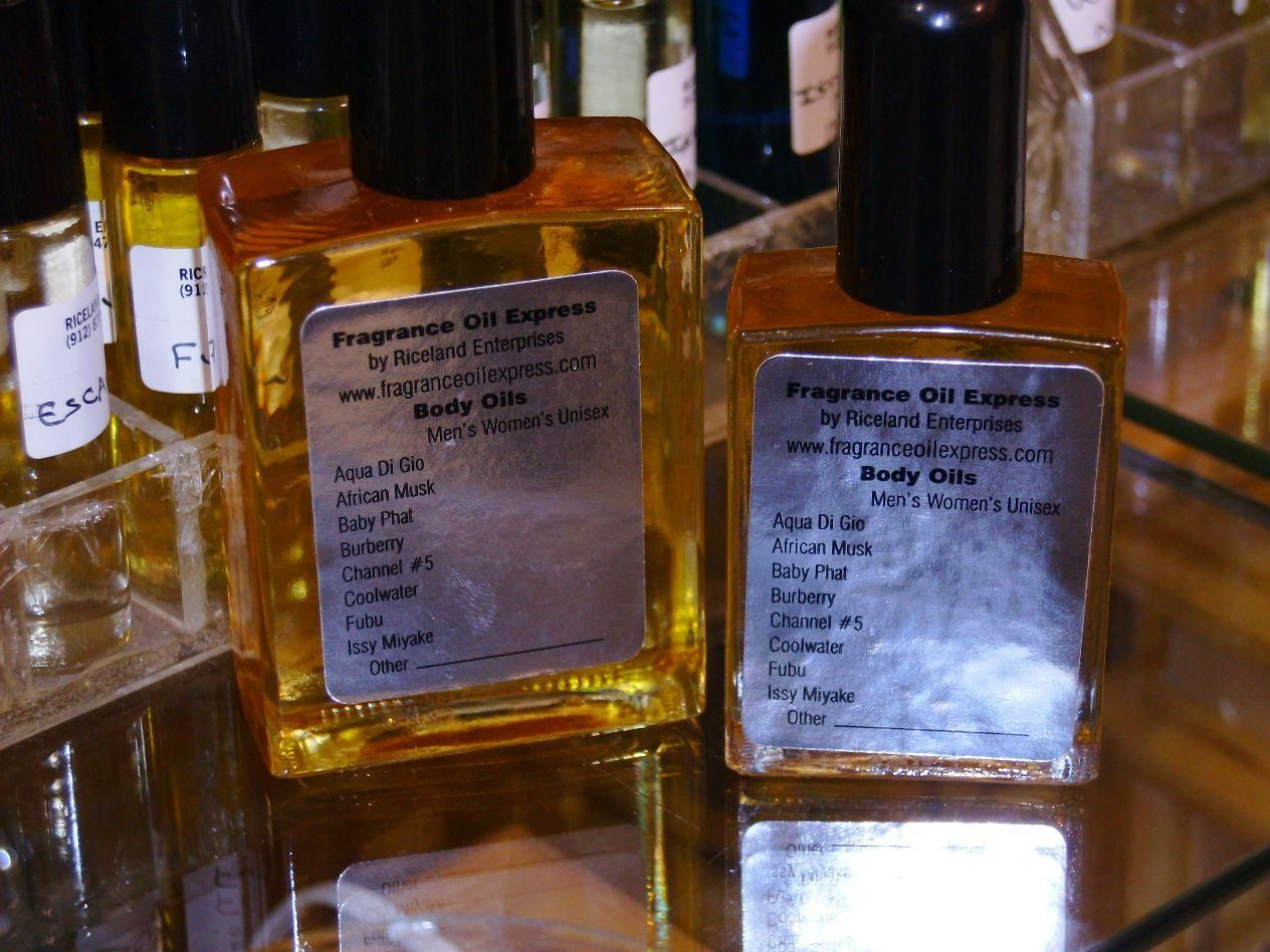 body time perfume oil reviews
