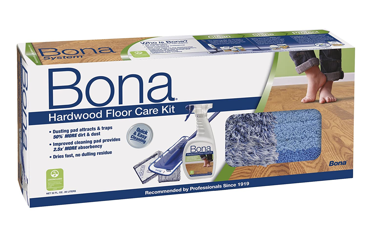 bona hardwood floor polish reviews