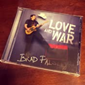 brad paisley love and war review