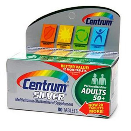 centrum multivitamin adults under 50 review