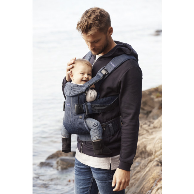baby bjorn one carrier air mesh review