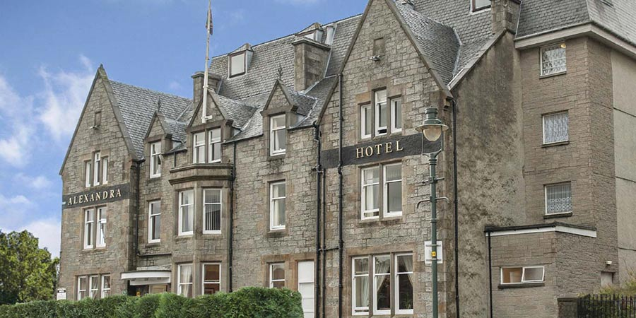 alexandra hotel fort william reviews