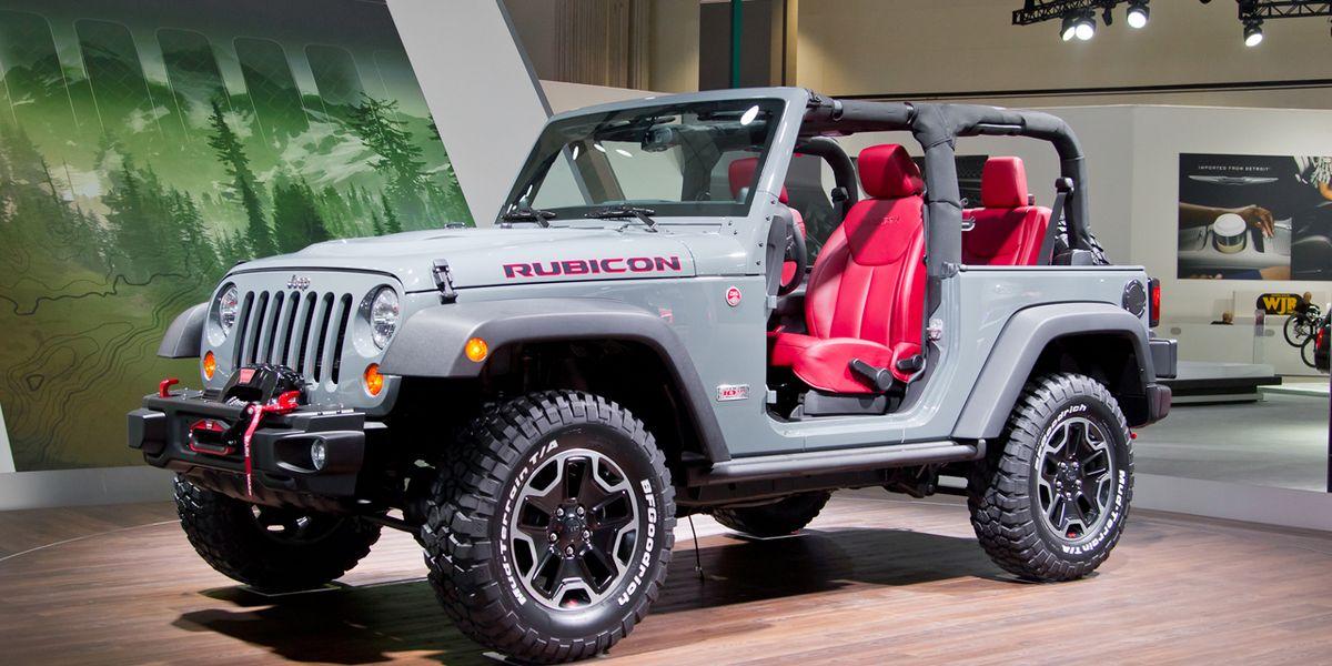 2013 jeep wrangler rubicon 10th anniversary edition review