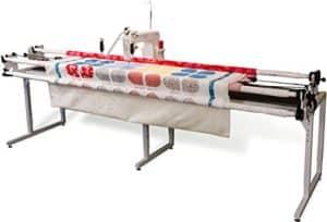 q nique long arm quilting machine reviews