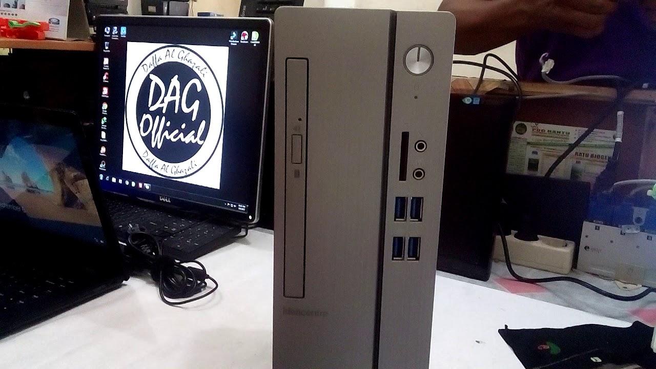 lenovo ideacentre 510s core i3 desktop tower review