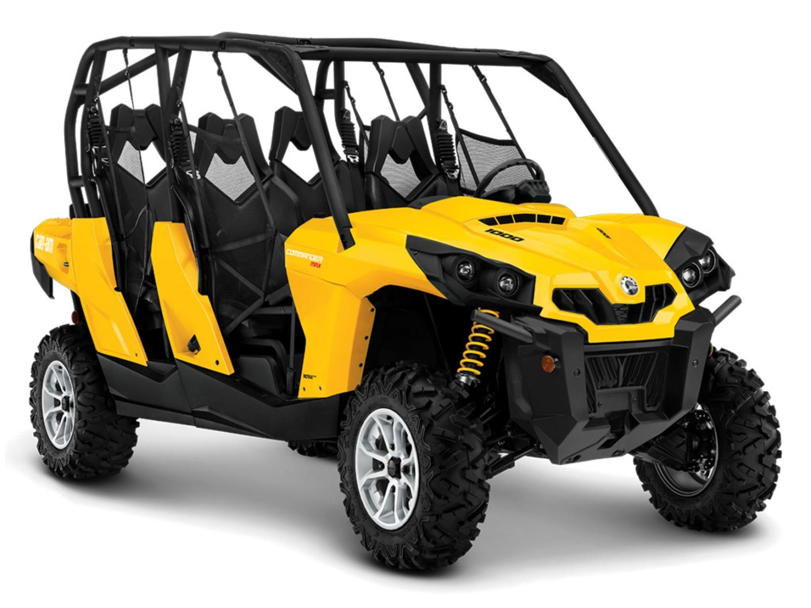 can am commander max limited review