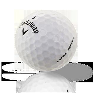 callaway hex golf balls review