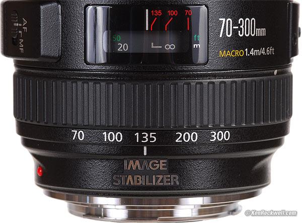 canon 70 300 do review