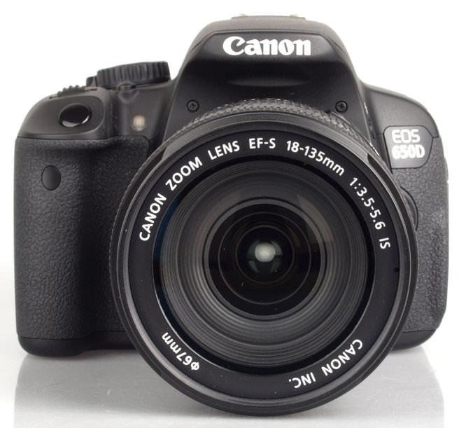canon dslr eos 650d review
