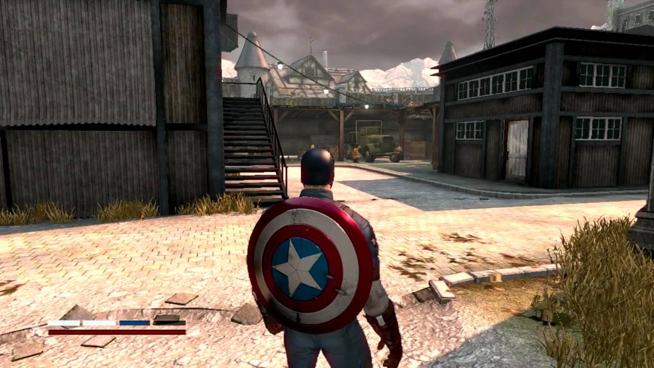 captain america super soldier review