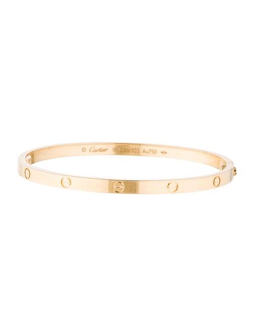 cartier small love bracelet review