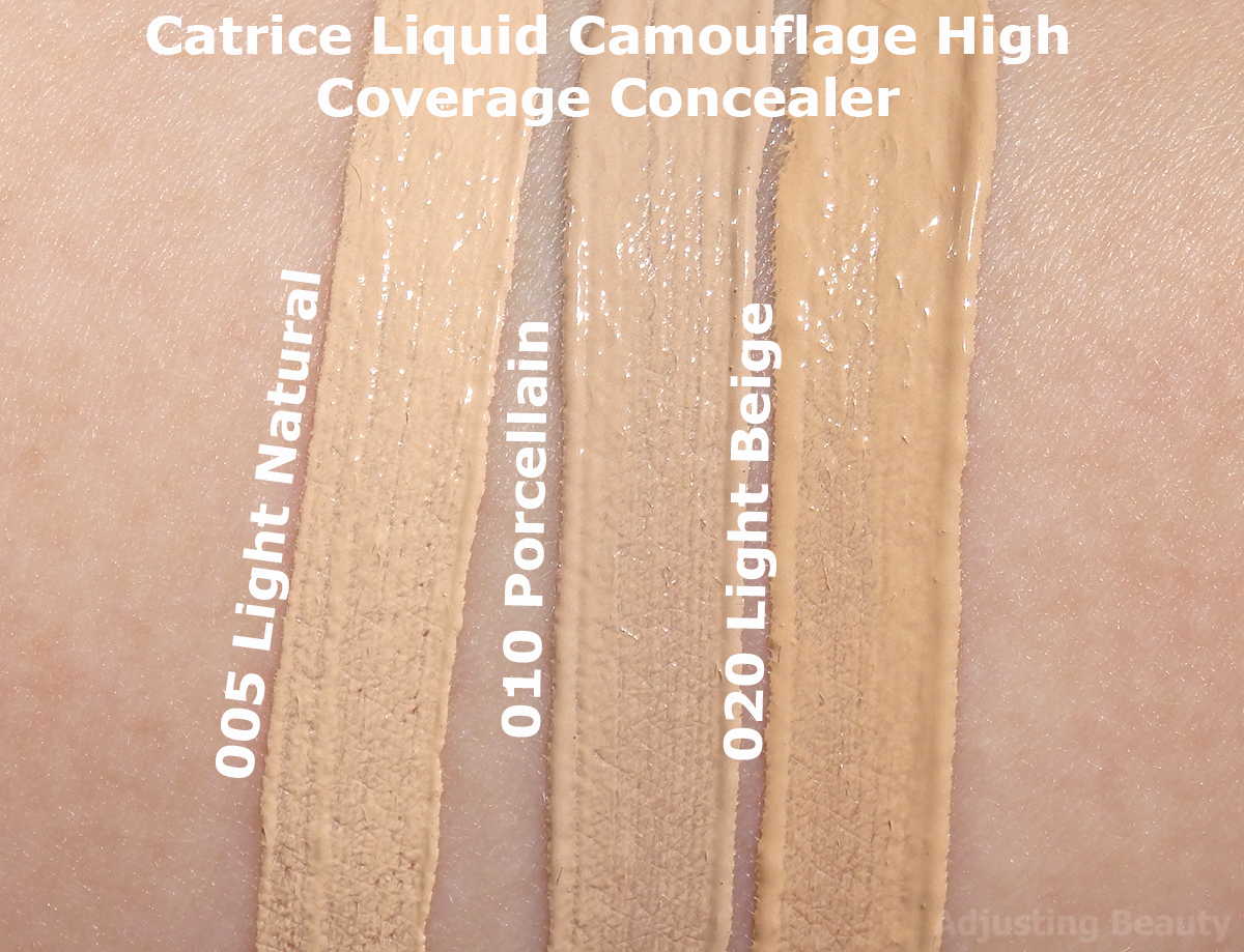 catrice camouflage liquid concealer review