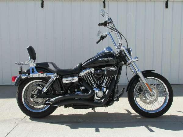 2013 super glide custom review