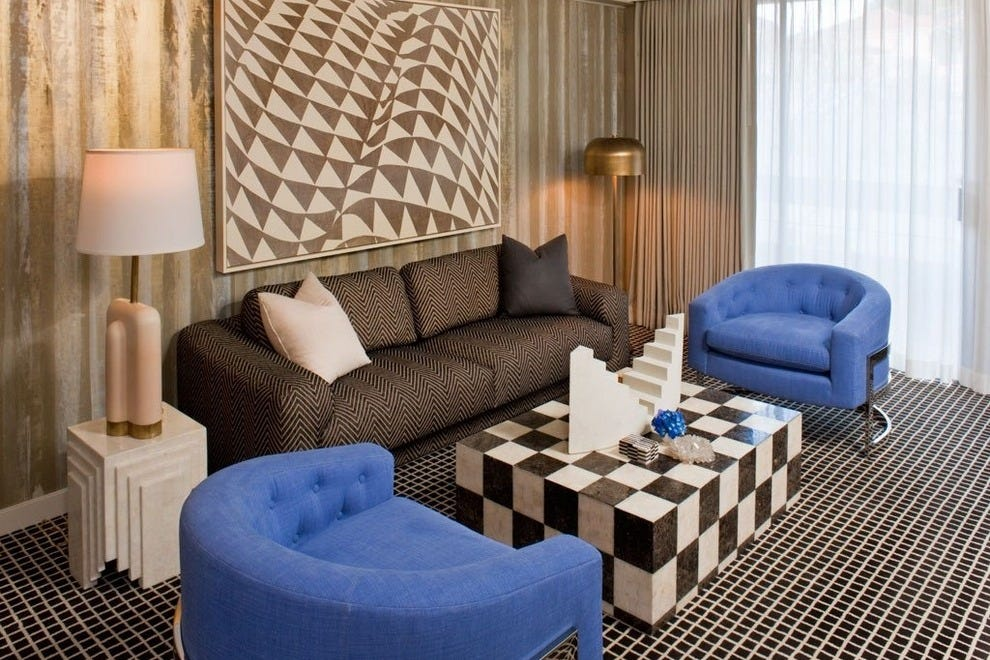 chamberlain hotel west hollywood reviews