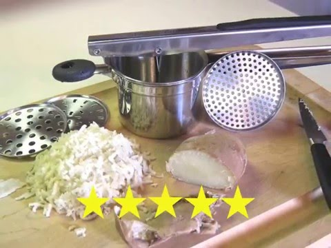 chef n potato ricer review