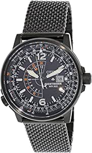 citizen eco drive nighthawk black review