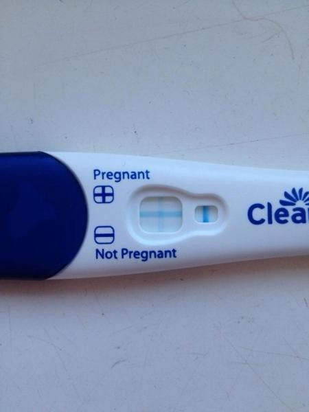 clear blue pregnancy test results reviews