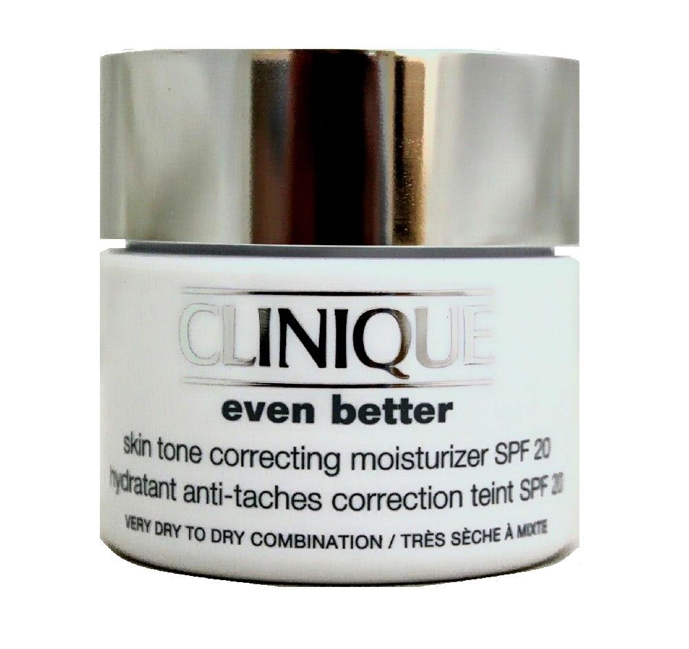 clinique even better skin tone correcting moisturizer spf 20 reviews