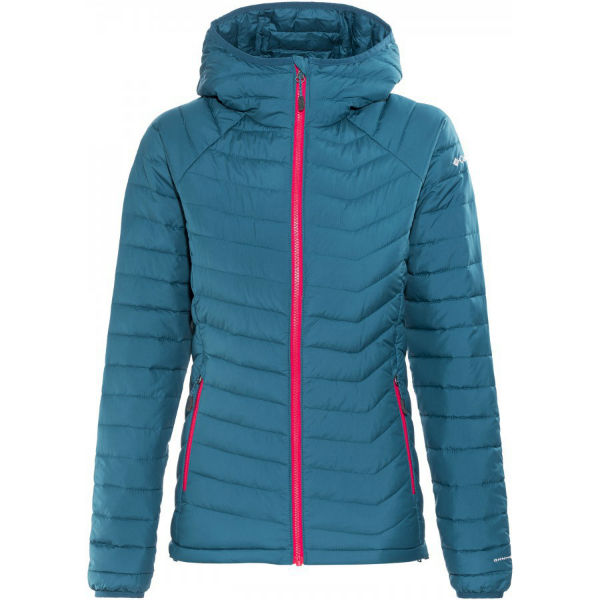 columbia powder lite hooded jacket review
