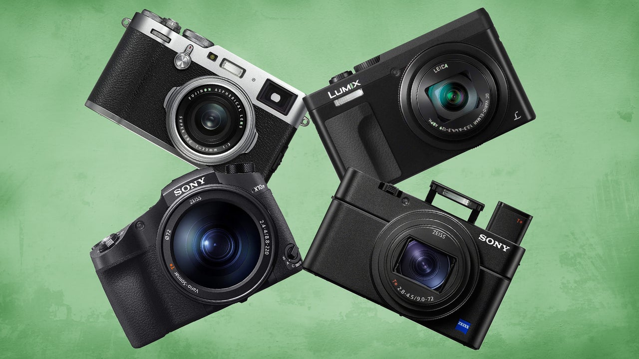 compact point and shoot camera reviews