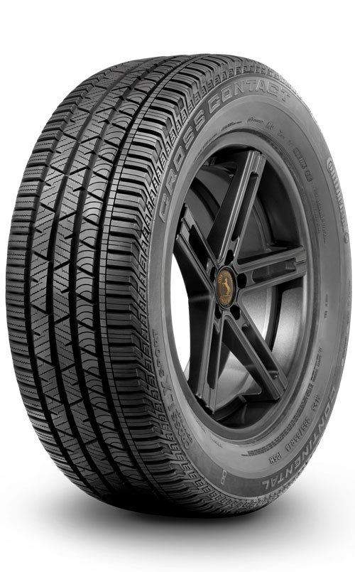 continental cross contact tires reviews