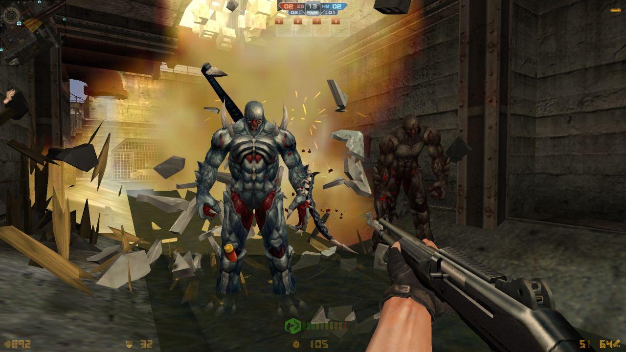 counter strike nexon zombies review