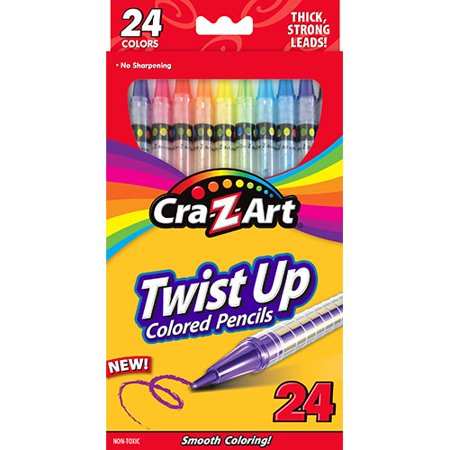 cra z art colored pencils review