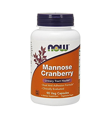 cranberry with d mannose reviews