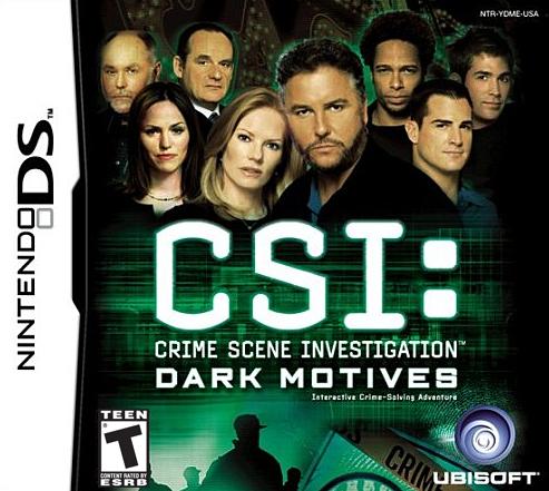 csi dark motives ds review
