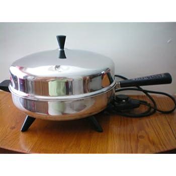 cuisinart electric fry pan reviews