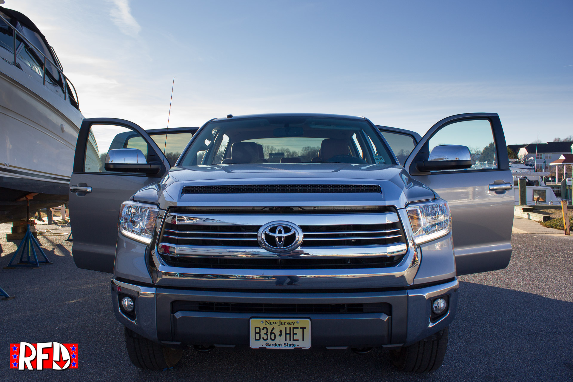 2017 toyota tundra 1794 edition review