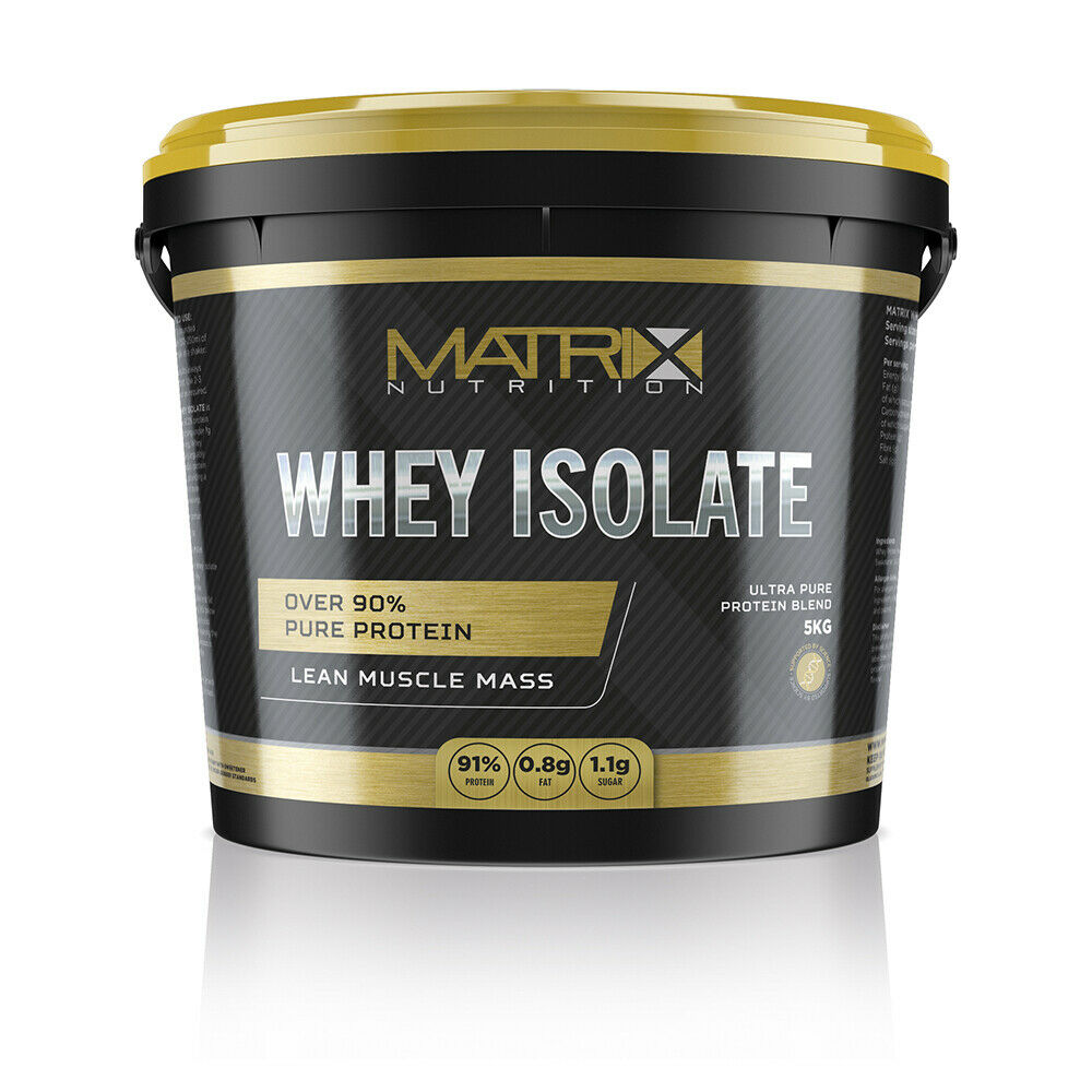 all the whey protein isolate review